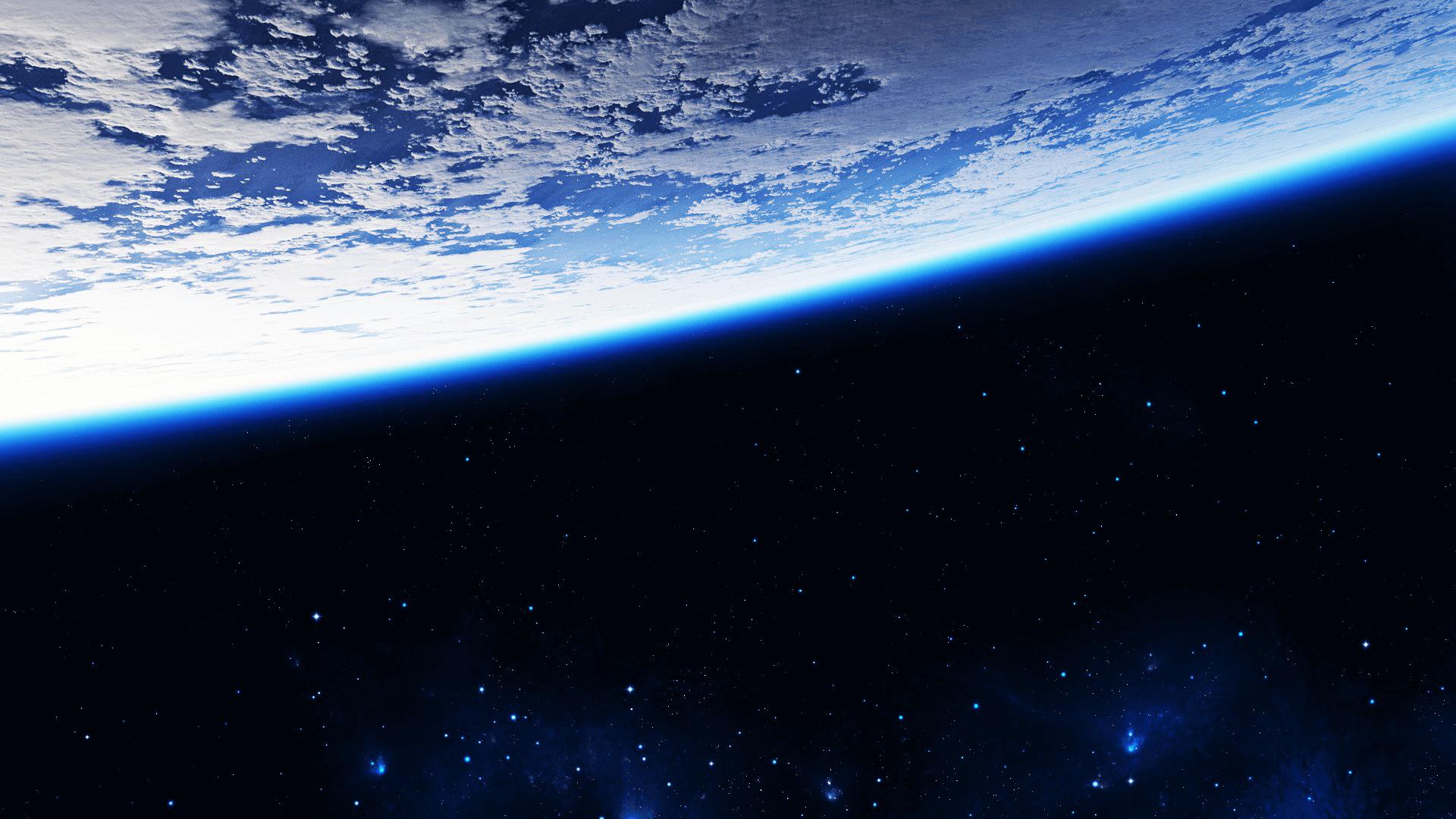 image banière montrant un décors spatial.